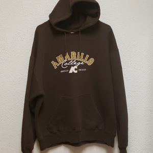 Amarillo College Pullover Hooded Sweatshirt